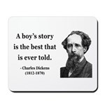 Charles Dickens 15 Mousepad