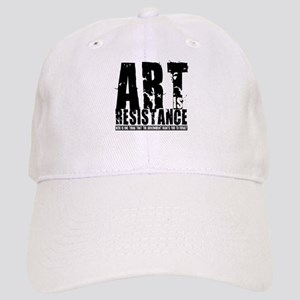 Art is Resistance Cap