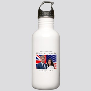 To Commemorate the Roy Stainless Water Bottle 1.0L