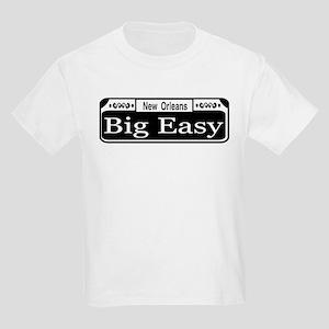 Royal Street New Orleans Kids Light T-Shirt