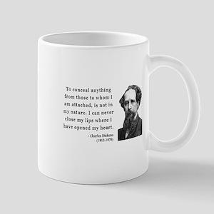 Charles Dickens 12 Mug