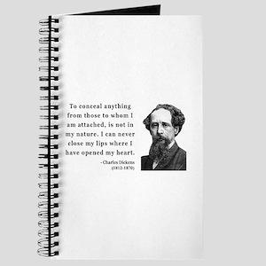 Charles Dickens 12 Journal