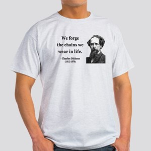 Charles Dickens 11 Light T-Shirt