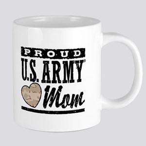 Proud U.S. Army Mom Mugs