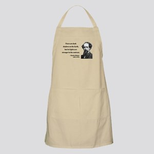 Charles Dickens 8 BBQ Apron