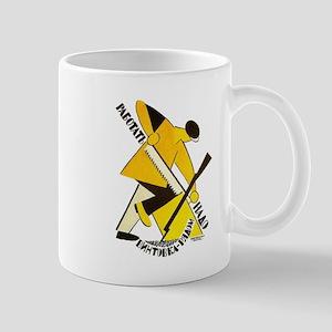 Armed Worker (Soviet/USSR/Bolshevik) Mug