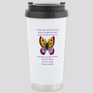 A Child Is Like a Butterfly- Mugs