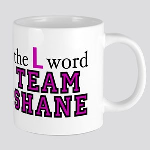 L Word Shane Mugs