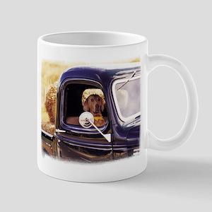 Country Dog Mug