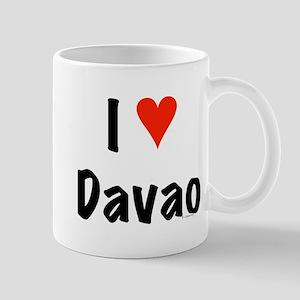 I love Davao Mug