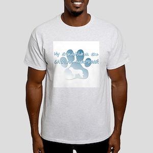 Catalan Sheepdog Grandchildren Light T-Shirt