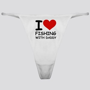 FISHING WITH DADDY Classic Thong