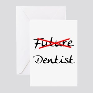 Future dentist greeting cards cafepress no longer future dentist greeting cards pk of 10 m4hsunfo