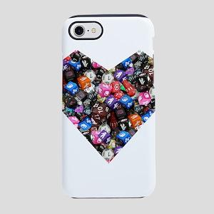 d20 dice heart iPhone 8/7 Tough Case