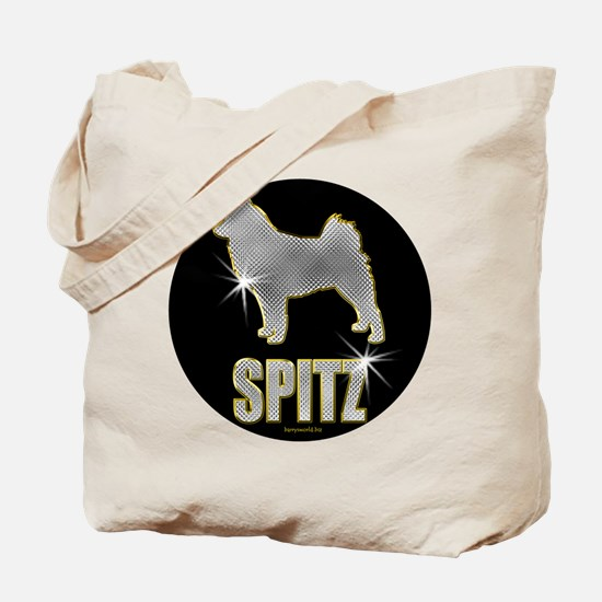 Bling Spitz Tote Bag