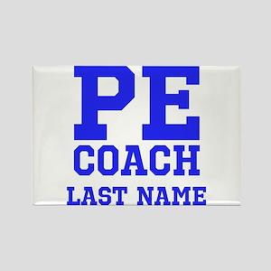 PE Coach Magnets