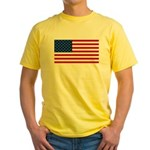 Red White and Blue Yellow T-Shirt