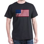 Red White and Blue Dark T-Shirt