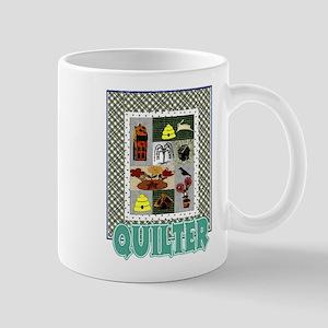 Spring Quilter Mug