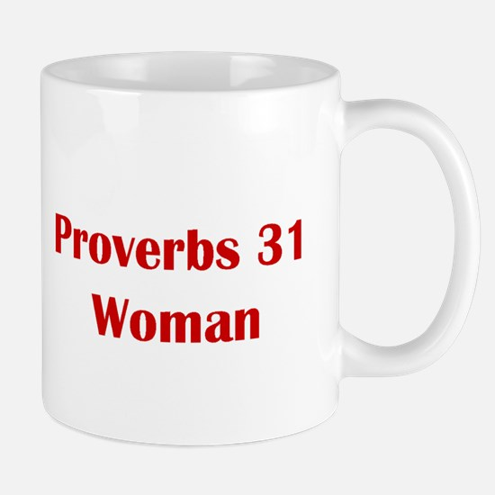 Proverbs 31 Woman Mug