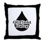 Oilfield Baby- Kids Throw Pillow
