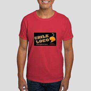 CHILE LOCO Dark, Pepper T-shirt