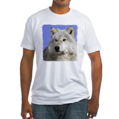 White Wolf - Wolf Web Shirt
