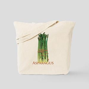Green Asparagus Tote Bag