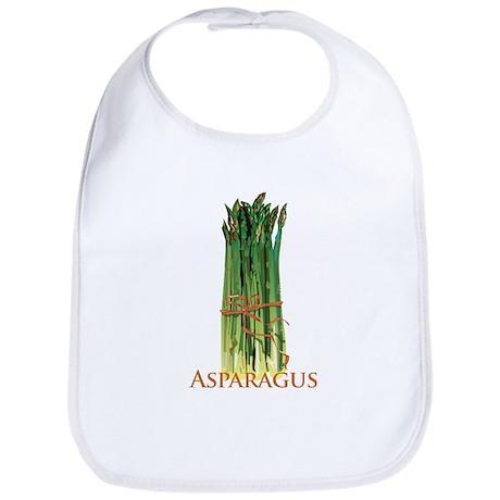 Green Asparagus Bib