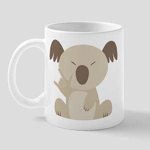 I Love You Koala Mug
