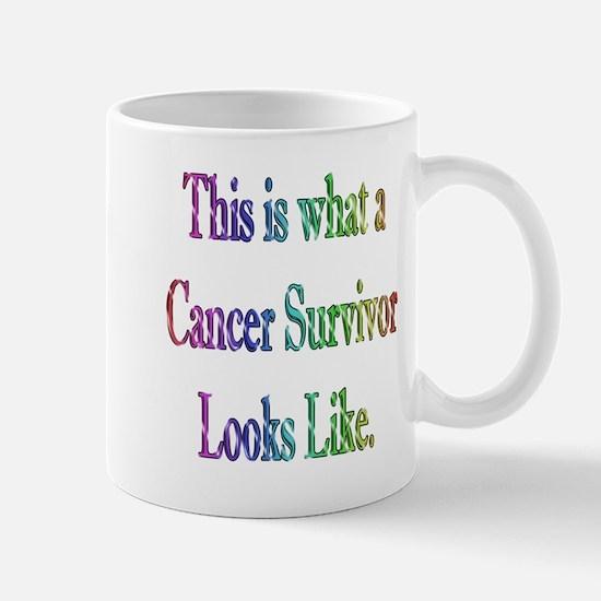 Cute Lung cancer fighter Mug