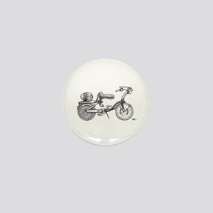 Menstrual Cycle Mini Button