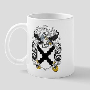 Middleton Family Crest Mug