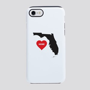 Florida is Home iPhone 8/7 Tough Case