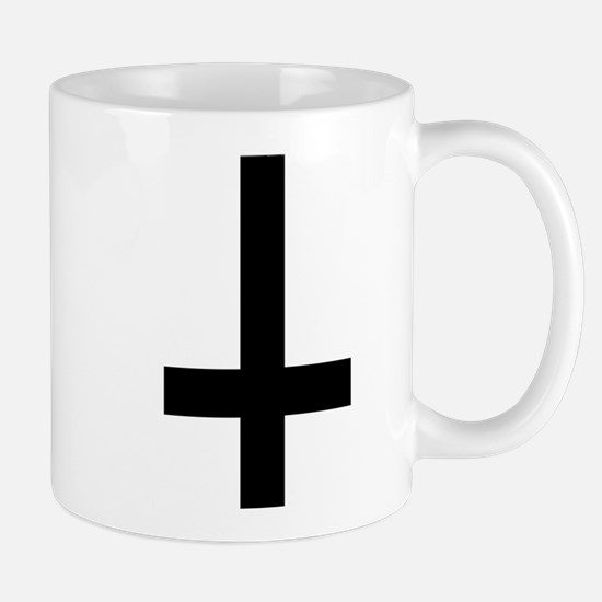 Inverted Cross Mug