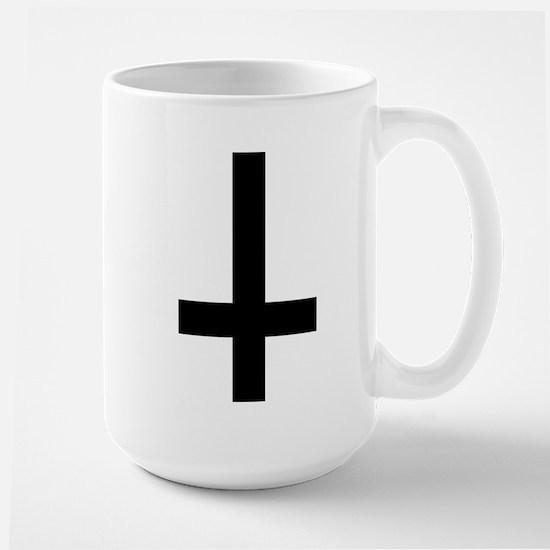 Inverted Cross Large Mug