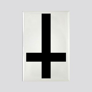 Inverted Cross Rectangle Magnet