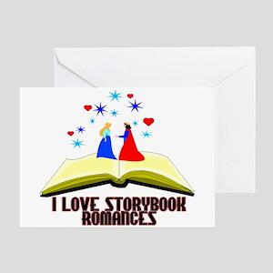 Storybook Romances Greeting Card