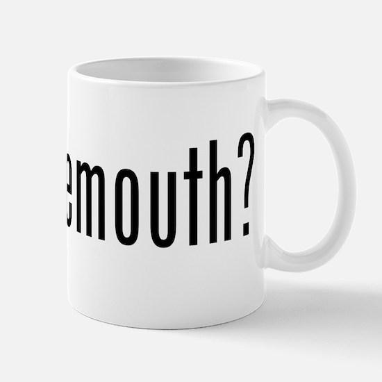 got largemouth? Mug