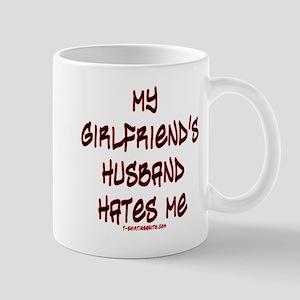 My Girlfriend's Husband Hates Mug