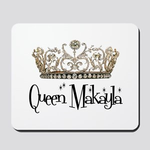 Queen Makayla Mousepad