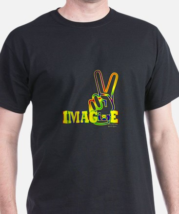 Funny Peace imagine T-Shirt