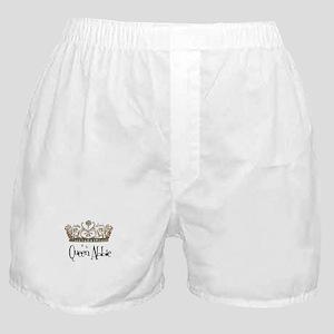 Queen Abbie Boxer Shorts