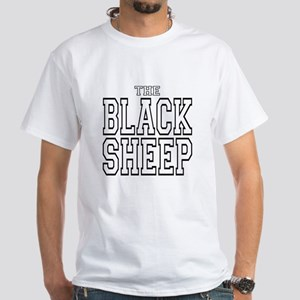 The Black Sheep black T-Shirt