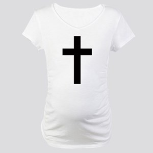 Cross Maternity T-Shirt