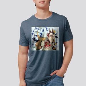 Garden Wheaten Scottie T-Shirt
