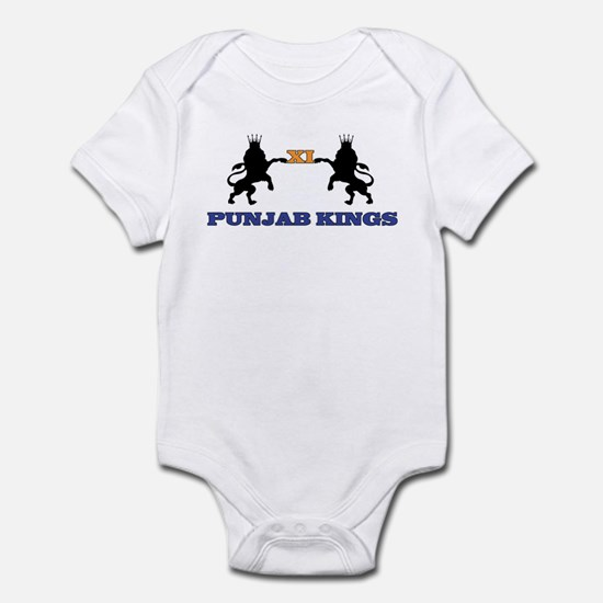 Punjab Kings 11 Infant Bodysuit
