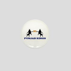 Punjab Kings 11 Mini Button
