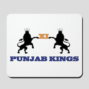 Punjab Kings 11 Mousepad