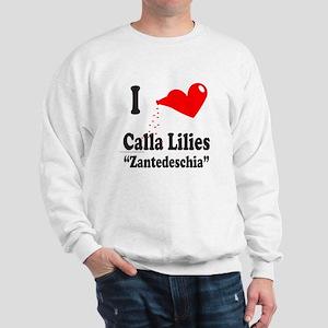 CALLA LILY Sweatshirt
